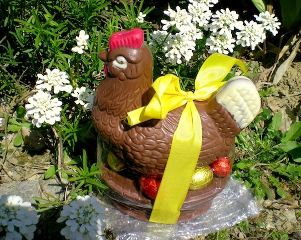 Easter traditions in France Chocoline