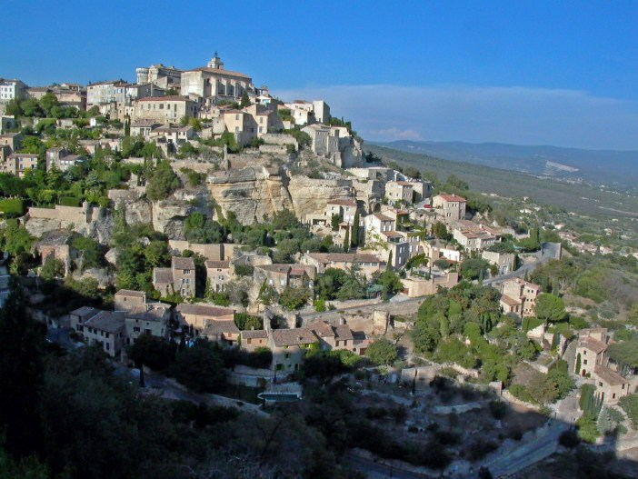 The village of Gordes © Olivier Risnes