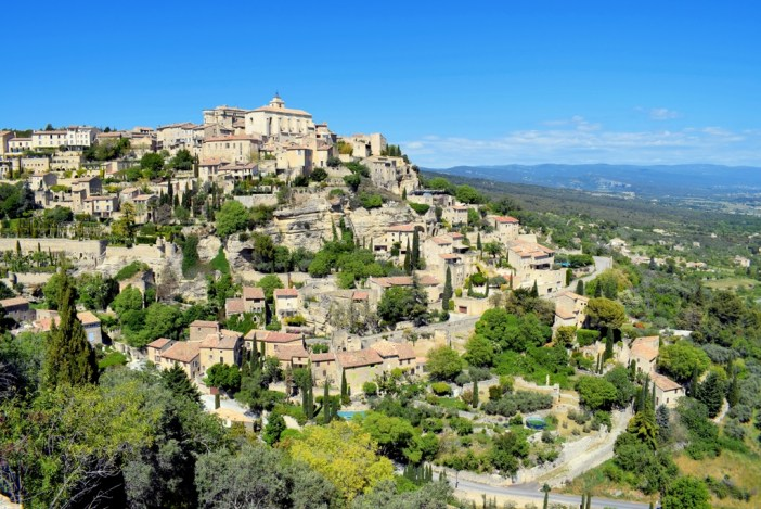 General view of Gordes © French Moments