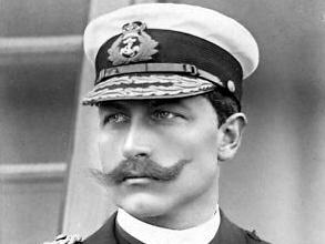 Kaiser William II in 1890