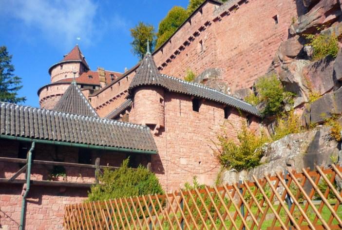 The castle of Haut-Kœnigsbourg © French Moments