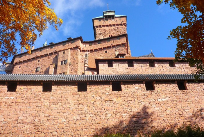 The castle of Haut-Kœnigsbourg © French Moments