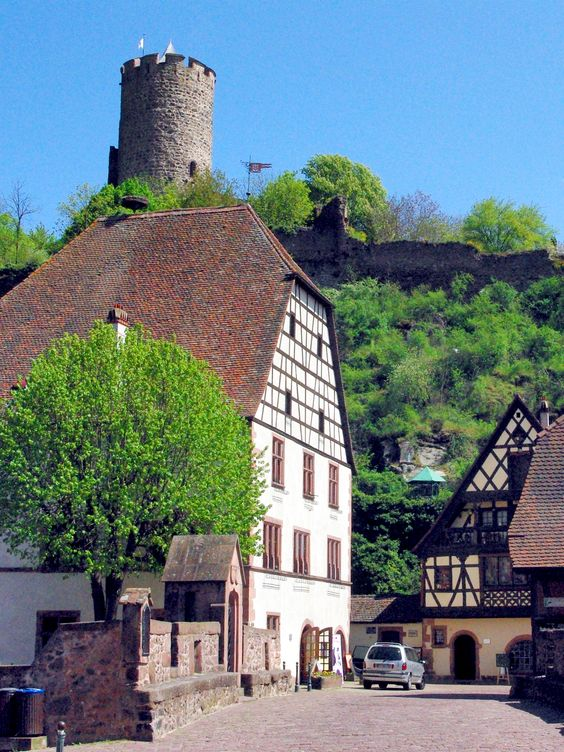Kaysersberg Alsace © French Moments
