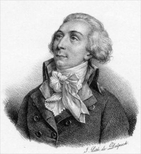 Louis-Michel Lepeletier de Saint-Fargeau