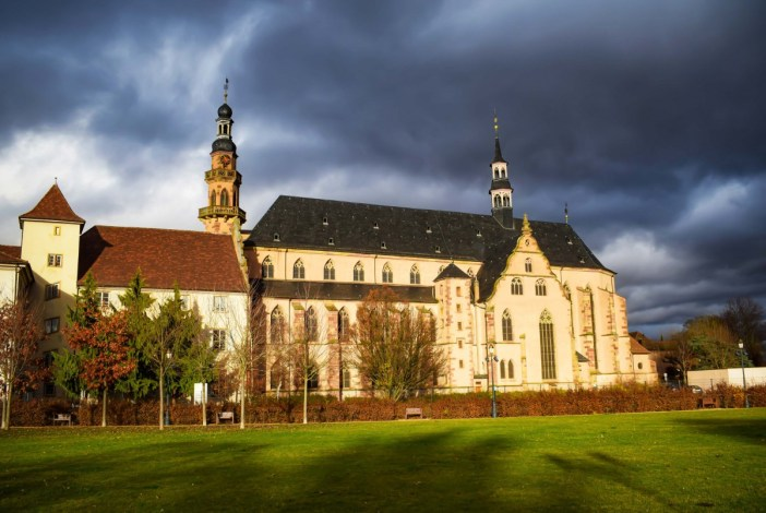 The Jésuites church in Molsheim © French Moments
