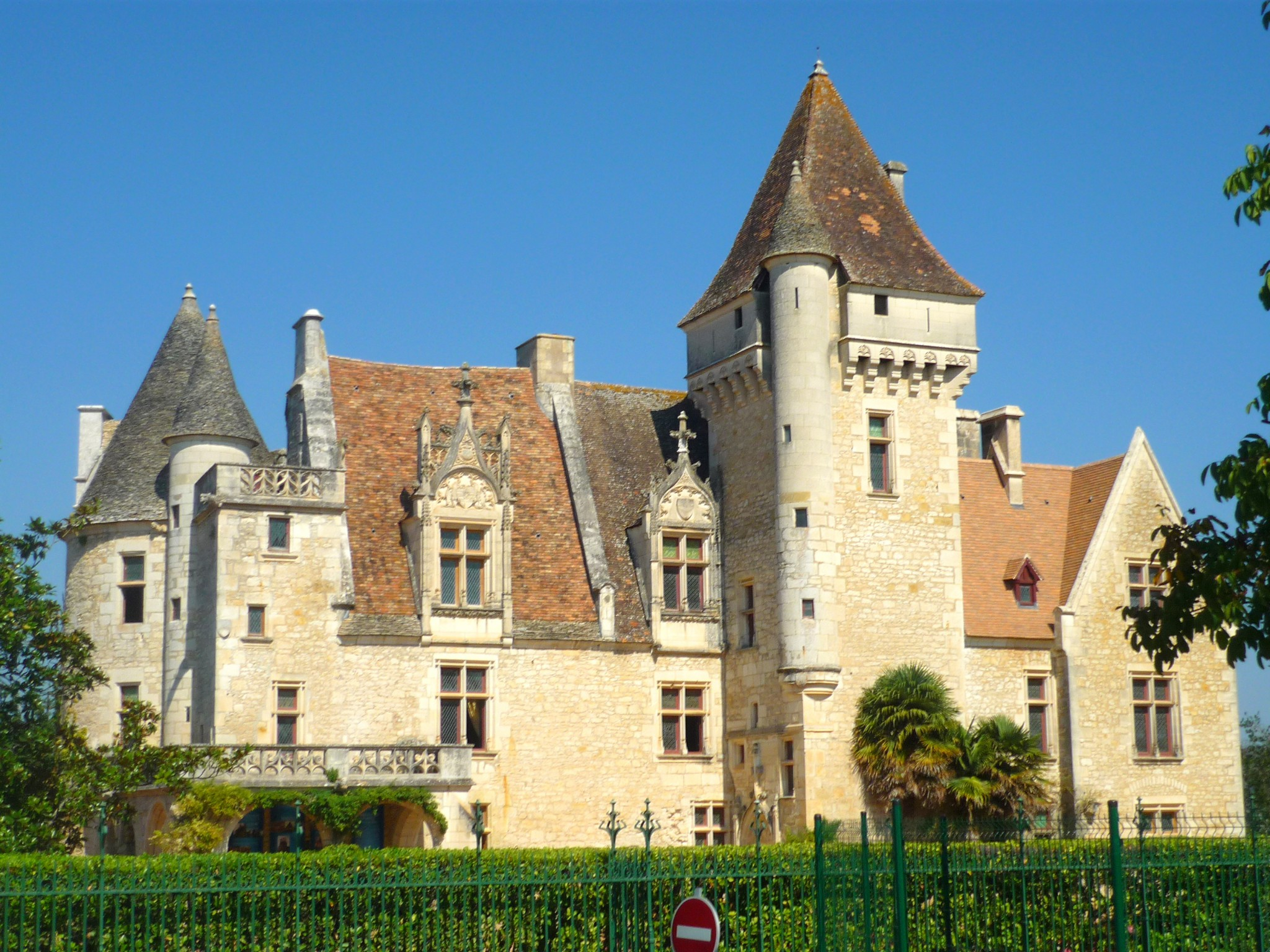 Les Milandes Castle French Moments
