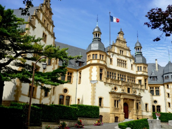 Palais du Gouverneur, Metz German Imperial District © French Moments