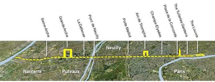 Paris Axe Historique Satellite 02