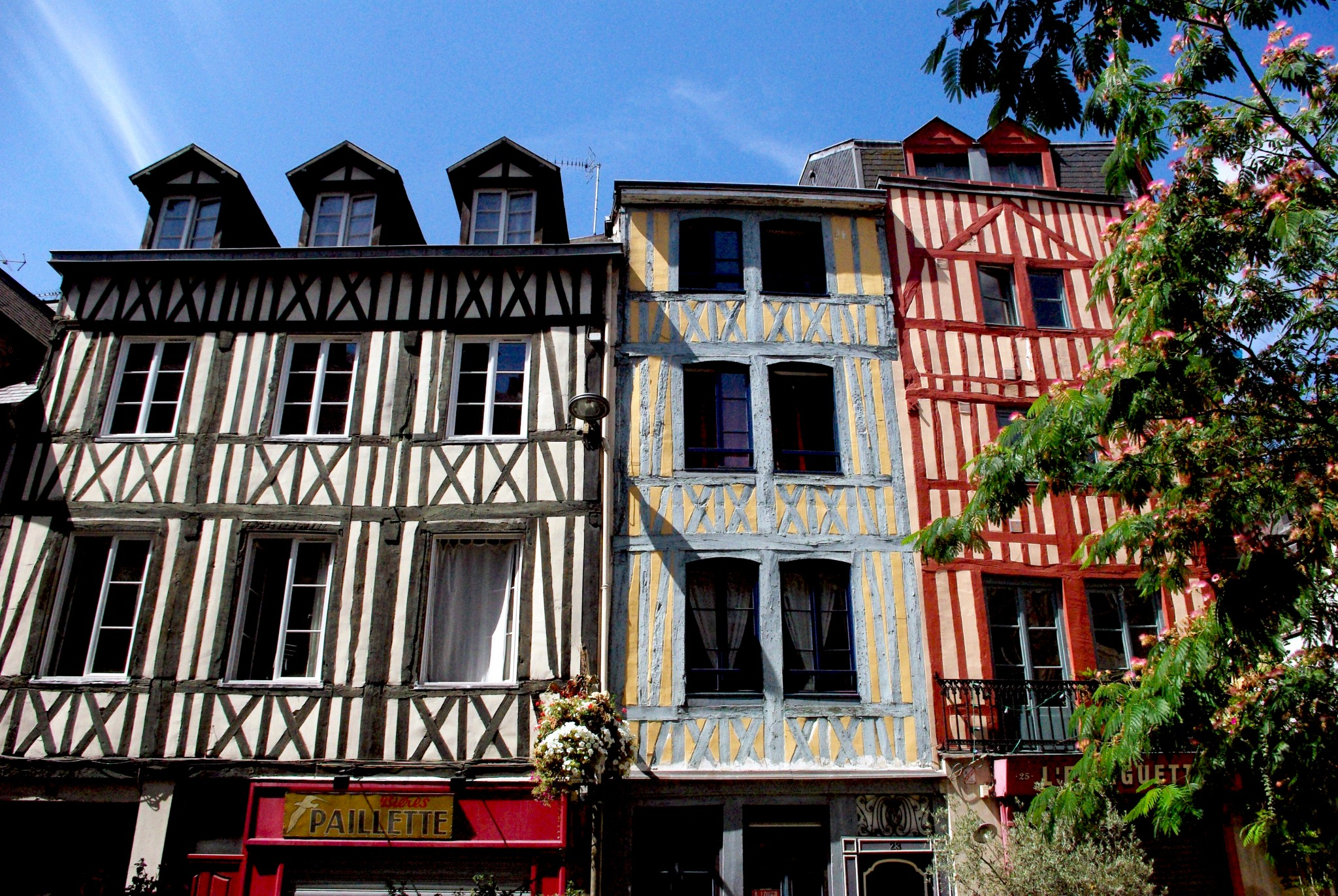 Rouen Old Town French Moments