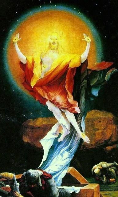 Christ Easter Pâques