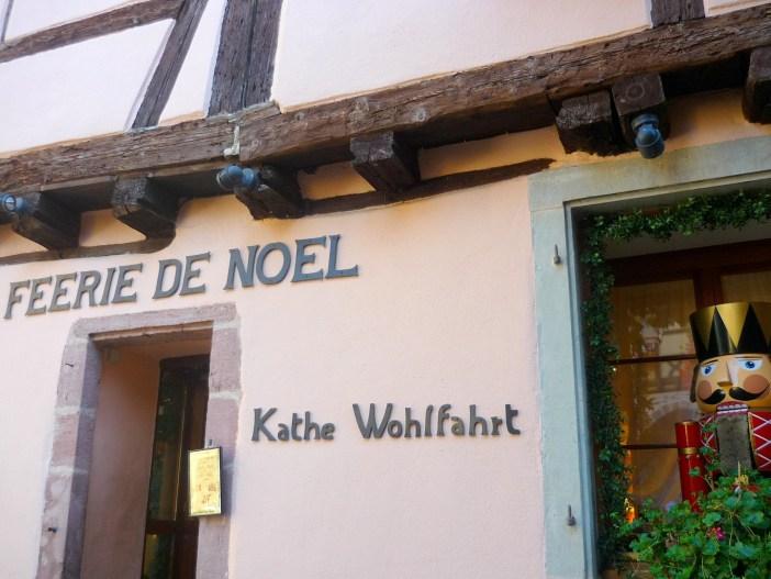 La Féérie de Noël, the Christmas shop in Riquewihr © French Moments