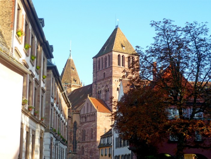 Saint-Thomas church, Strasbourg © French Moments