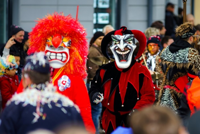 Mardi-Gras in France - Selestat Carnival - Stock Photos from bonzodog : Shutterstock
