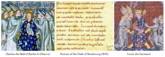 Oath of Strasbourg