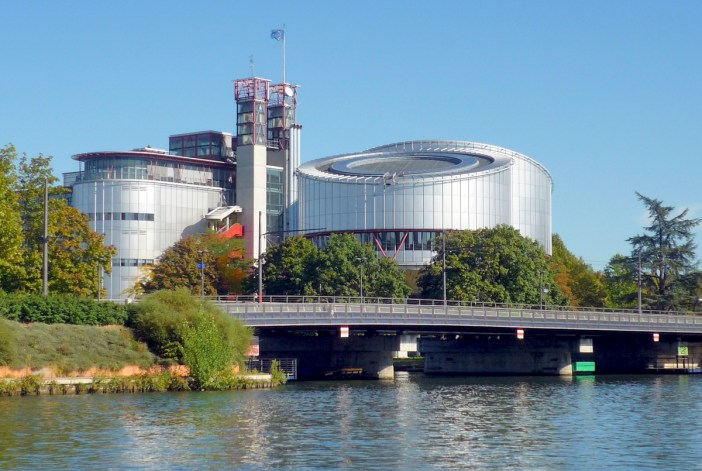 Human Rights Palace, Strasbourg © French Moments