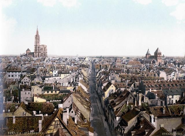 Strasbourg cc. 1890