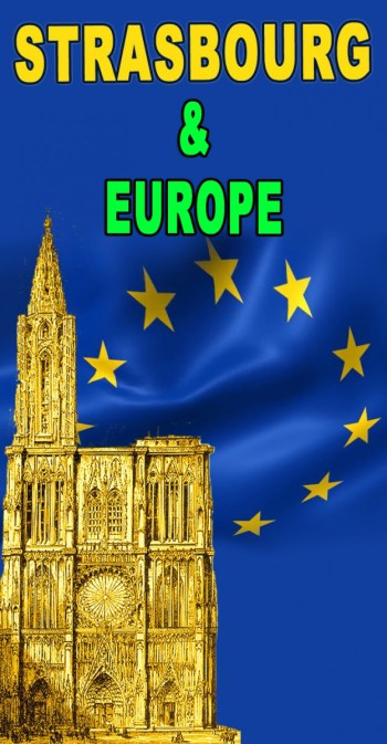 Strasbourg and Europe © French Moments