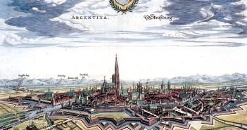 Strasbourg in 1644