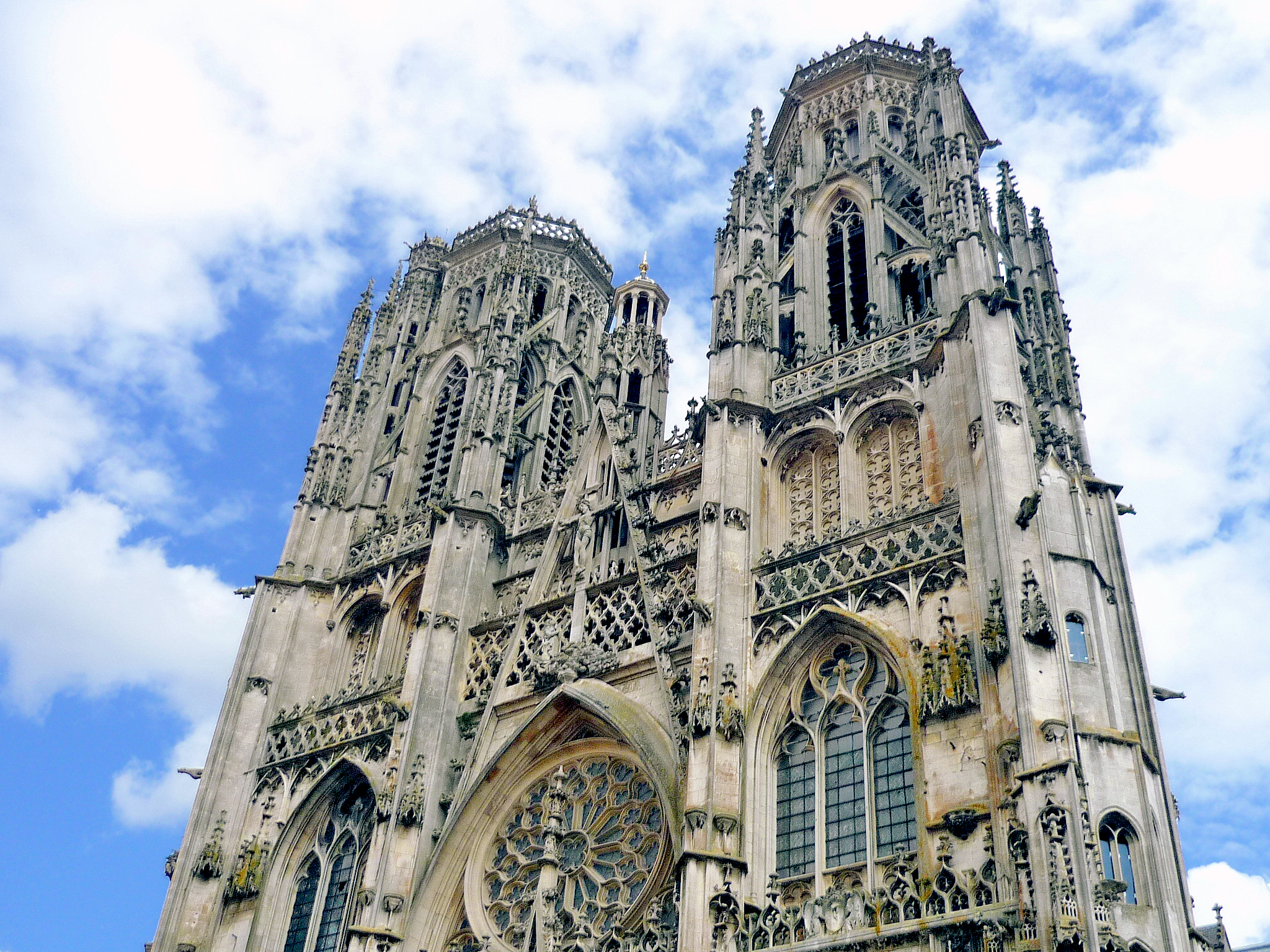 Discover the gothic toul cathedral in lorraine french for Toul lorraine