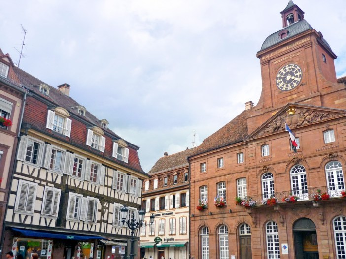 Town Hall of Wissembourg © French Moments