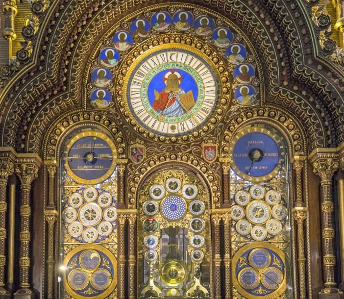Beauvais Astronomic Clock - Stock Photos from Isogood_patrick - Shutterstock