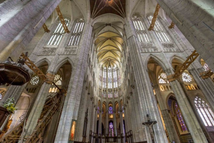 Beauvais Cathedral - Stock Photos from Isogood_patrick - Shutterstock