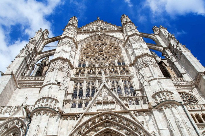 Beauvais Cathedral - Stock Photos from NOWAK LUKASZ - Shutterstock