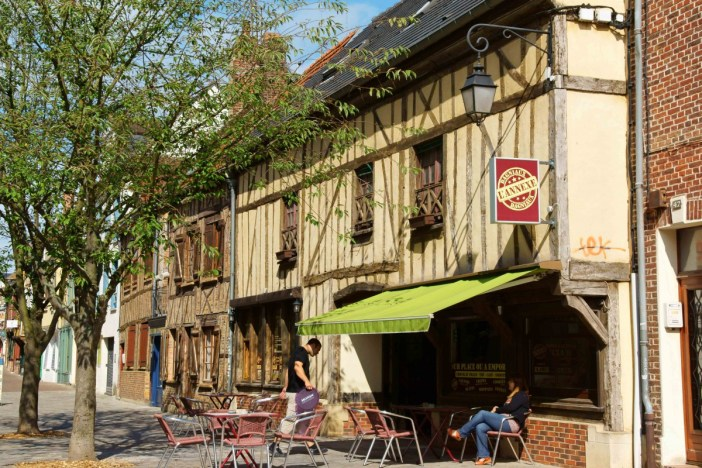 In the old town of Beauvais - Stock Photos from Massimiliano Pieraccini - Shutterstock