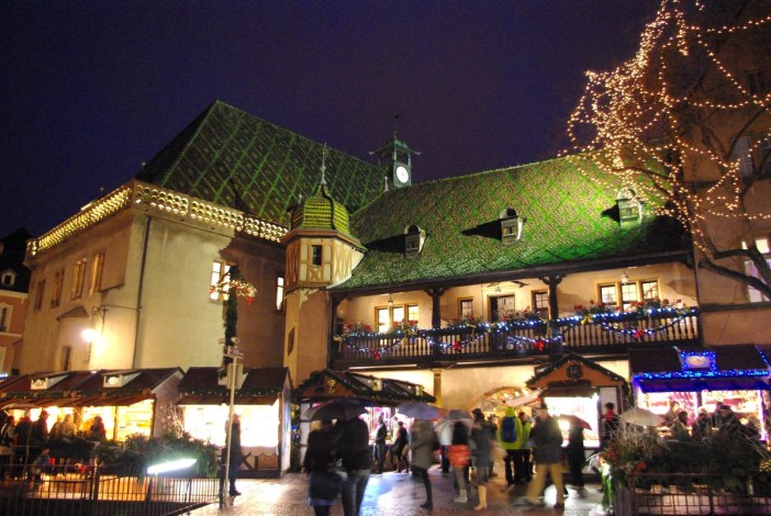 The Old Customs House, Colmar © French Moments