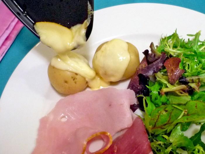 raclette Annecy Savoie