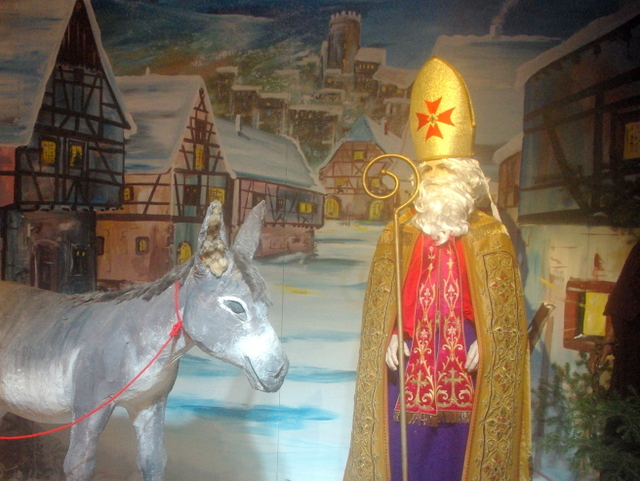 Saint Nicolas © French Moments