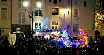 Saint-Nicolas Parade in Nancy © French Moments