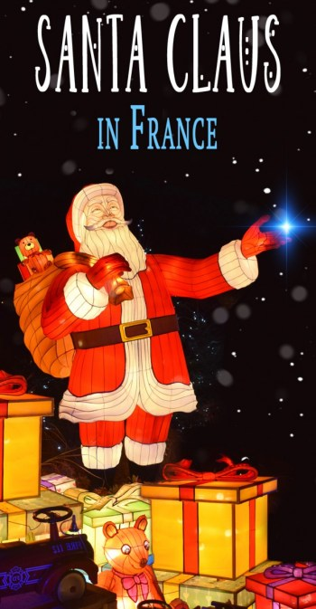 The formidable story of Santa Claus in France © French Moments
