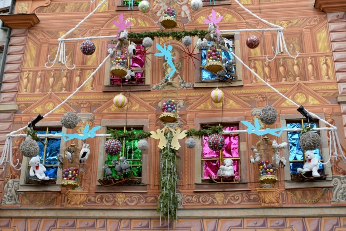 The façade of Pâtisserie Christian, Strasbourg © French Moments