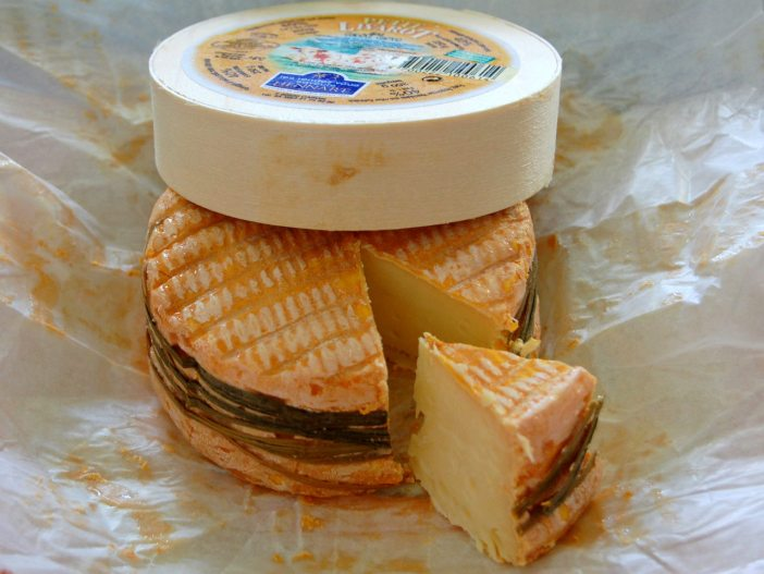 Livarot Cheese © French Moments