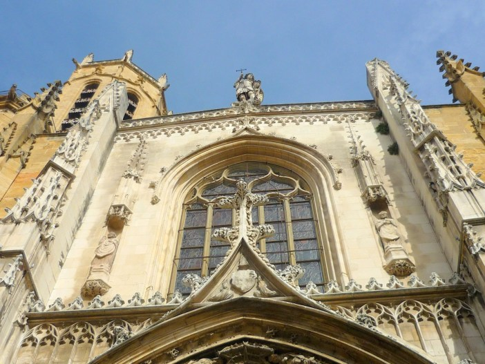 Western Façade of St. Sauveur Cathedral, Aix-en-Provence © French Moments