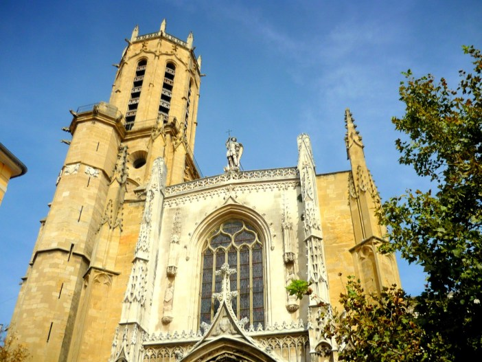 West front of the cathedral of Aix-en-Provence © French Moments