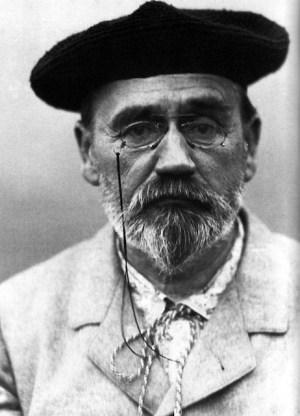 Emile Zola 1902 (Autoportrait)