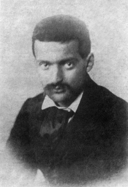 Paul Cézanne in 1861
