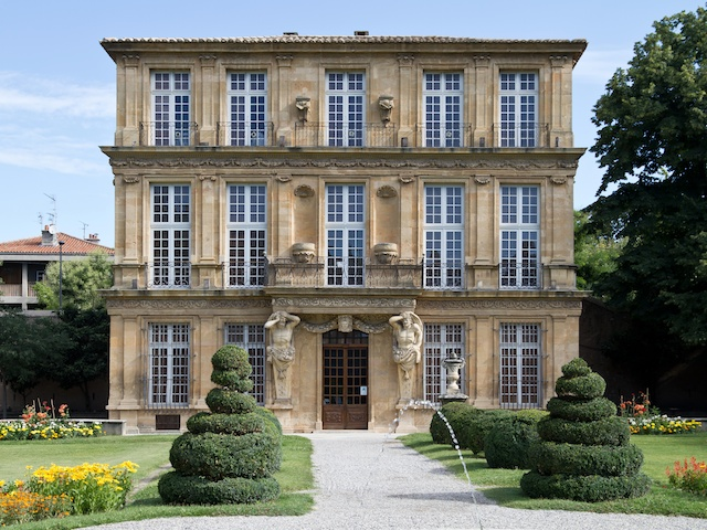 Pavillon Vendôme, Aix-en-Provence © Photo: Guillaume Piolle , licence [CC BY-SA 3.0], from Wikimedia Commons