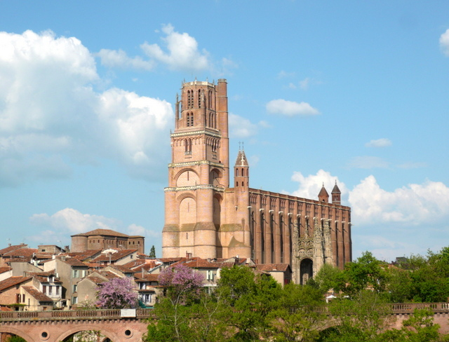 Albi Sainte-Cécile © ByacC licence [CC BY-SA 3.0], from Wikimedia Commons