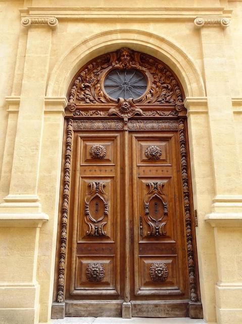 Hotel de Grimaldi Régusse, Aix-en-Provence © Photo: Marlenedd, licence [CC BY-SA 3.0], from Wikimedia Commons