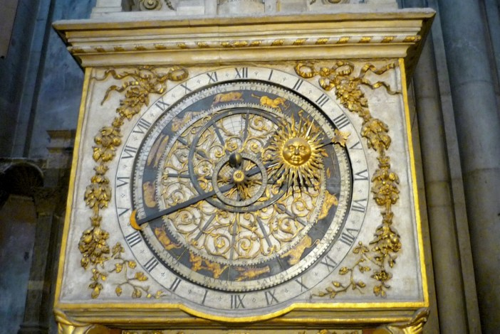 Astronomical Clock of cathedral St Jean © French Moments
