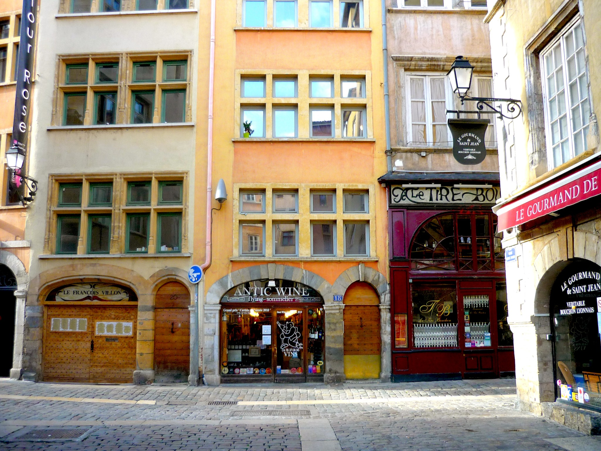 74d5af3f3a1d95 Lyon Old Town Vieux-Lyon © French Moments