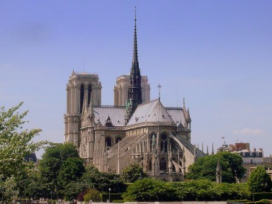 Notre Dame Cathedral in Paris © French Moments