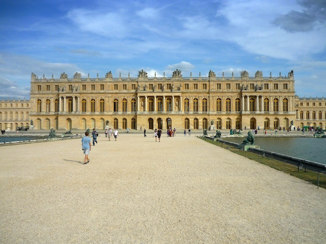 Versailles Yvelines French Moments
