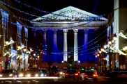Madeleine Church at Christmas © French Moments