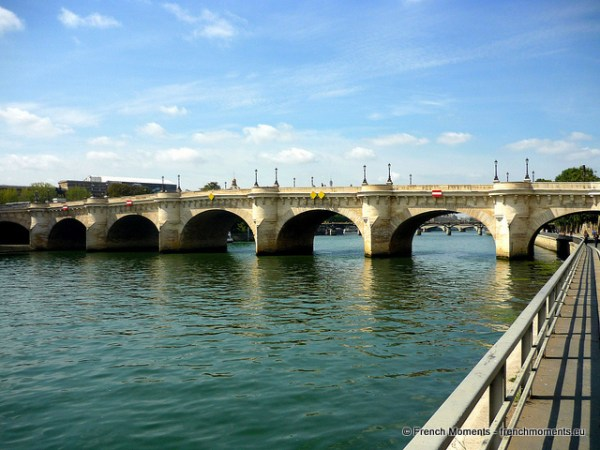 The old bridge of Pont- © French Moments