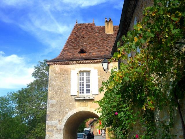 Maison du Porche, Limeuil, Périgord © French Moments