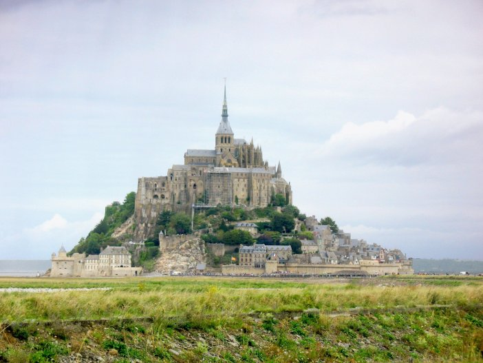 A journey to Brittany: Mont Saint-Michel © French Moments